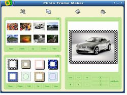 Photo Frame Maker screen