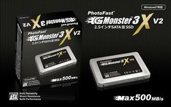 PhotoFast Gmonster3 XV2