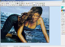 PhotoFiltre screen1