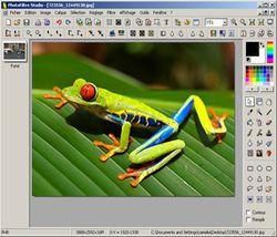 PhotoFiltre screen2