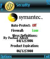 Symantec Symbian
