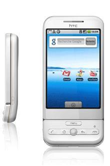 HTC Dream Orange 1