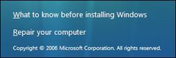 windows vista cracker compte administrateur VistaRecoveryCommandPrompt1