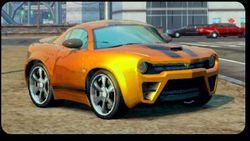 Burnout Paradise Toy Car (1)