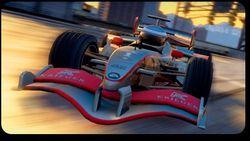 Burnout Paradise Toy Car (2)