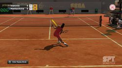 Virtua Tennis 2009 VANOVIC PARIS