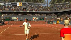 Virtua Tennis 2009 MURRAY PARIS