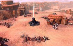 Dawn of War 2 - Medean Cliff Mines (1)