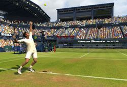 Virtua Tennis 2009- Wii