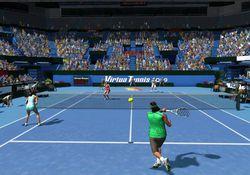Virtua Tennis 2009- Wii (1)
