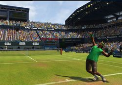Virtua Tennis 2009- Wii (2)