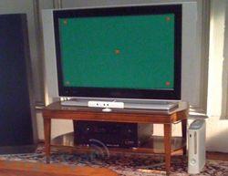 Xbox 360 - capteur de mouvements