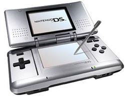 Nintendo DS console portable