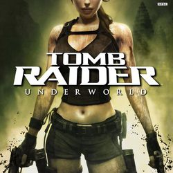 test tomb raider underworld xbox 360 image presentation