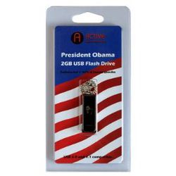 2GB OBAMA USB Flash Drive 1