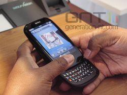 MWC Palm Pre WebOS 20