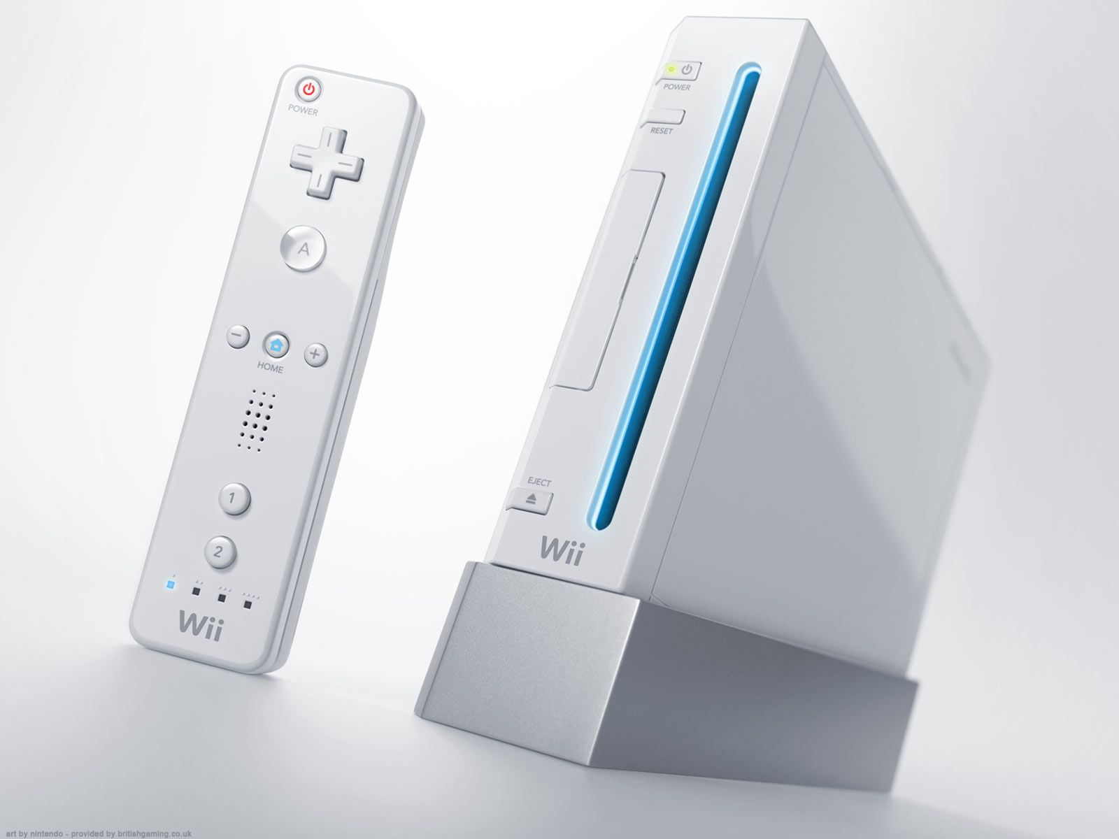 Wii - Console (Small)