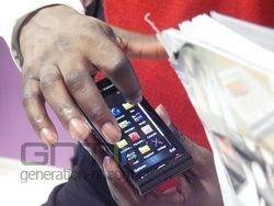 Sony Ericsson idou 02