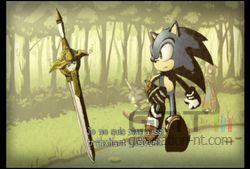 Sonic et le Chevalier Noir (35)