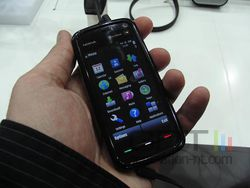 MWC Nokia 5800 XpressMusic 02