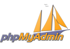 phpMyAdmin : éditer des bases de données