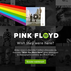 Pink Floys Spotify instagram