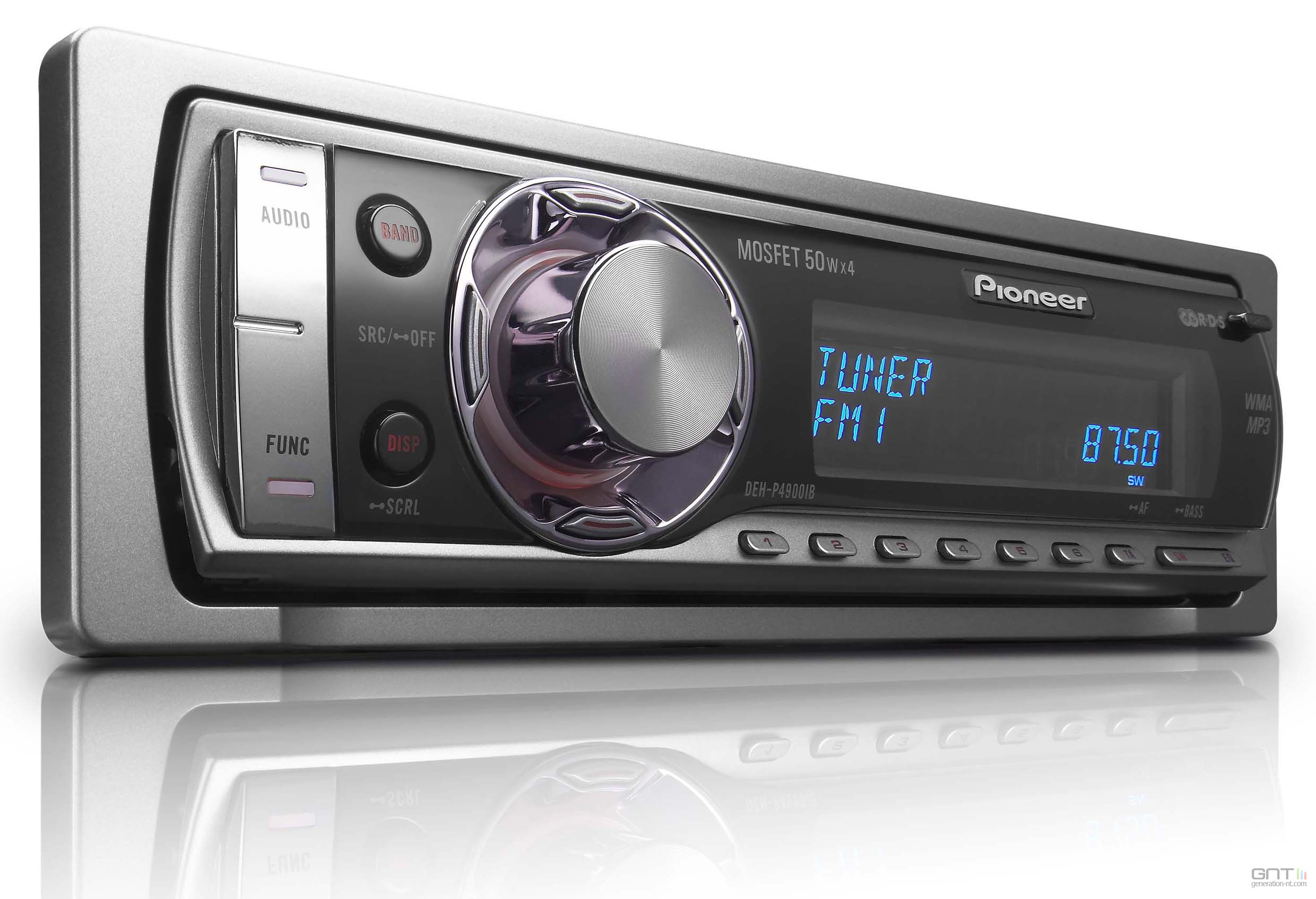 Download this Pioneer Auto Radio Deh Pib picture