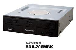 Pioneer BDR-206MBK
