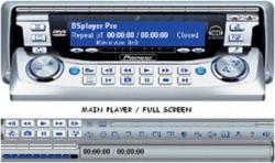 Pioneer DEH-P960H screen
