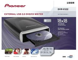 Pioneer dvr x122 bo