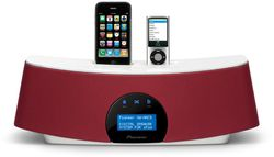 Pioneer XWNAC3 double dock iPod DLNA