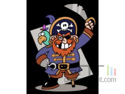 Pirate comics small