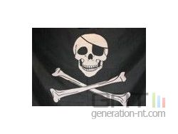 Pirate drapeau small
