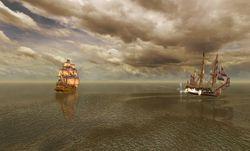 Pirates of the burning sea 6
