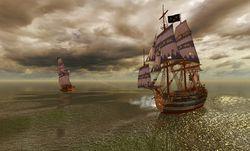 Pirates of the burning sea 7
