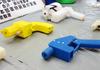Californie : les armes imprimées en 3D devront être déclarées