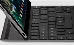 Pixel C clavier detail