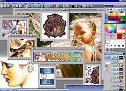Pixia Screen1