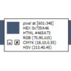 Pixie Portable : analyser les couleurs de tous vos documents