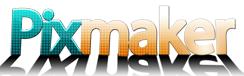 PixMaker logo