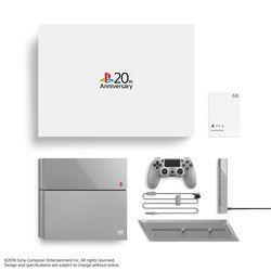 PlayStation 4 4 Anniversaire 20 ans - bundle