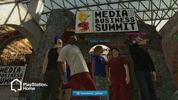 PlayStation Home   14
