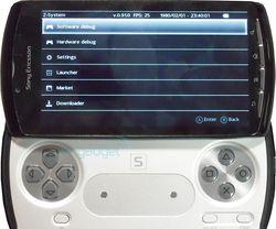 PlayStation Phone Sony Ericsson 02