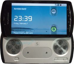 PlayStation Phone Sony Ericsson