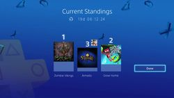 PlayStation Plus - vote to play - selection
