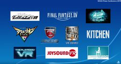 PlayStation VR - jeux