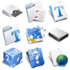 Pleasant : 65 icônes pour personnaliser vos fichiers