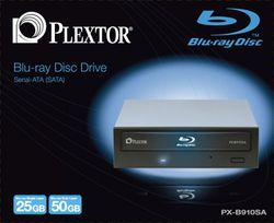 Plextor graveur bluray pxb910sa