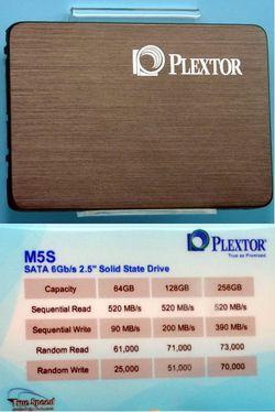 Plextor M5S