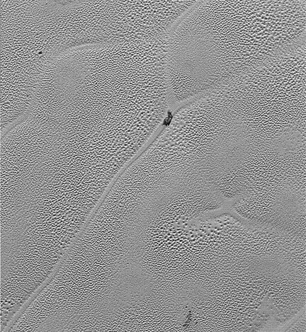 Pluton croix